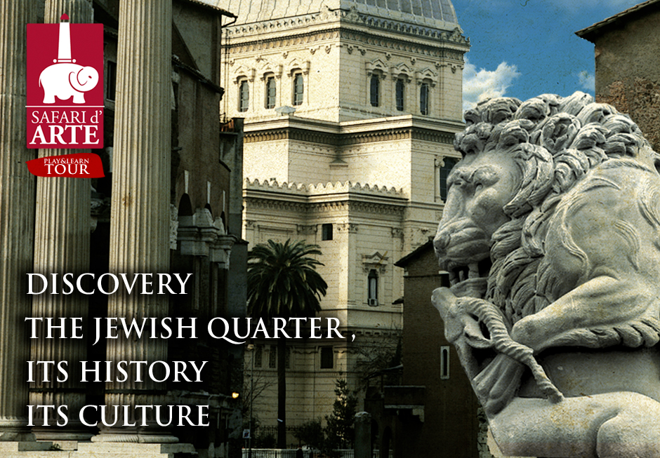 Rome Jewish Ghetto plus Jewish Museum Tour