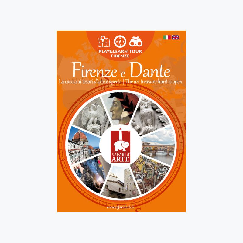 Firenze e Dante Travel Guide Book