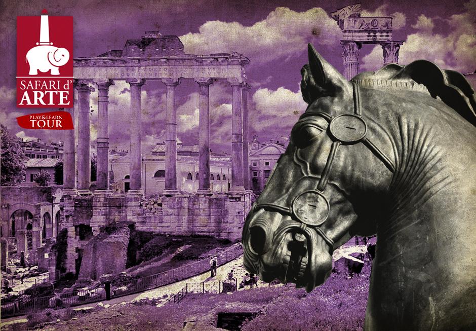 Roma foro Romano Tour