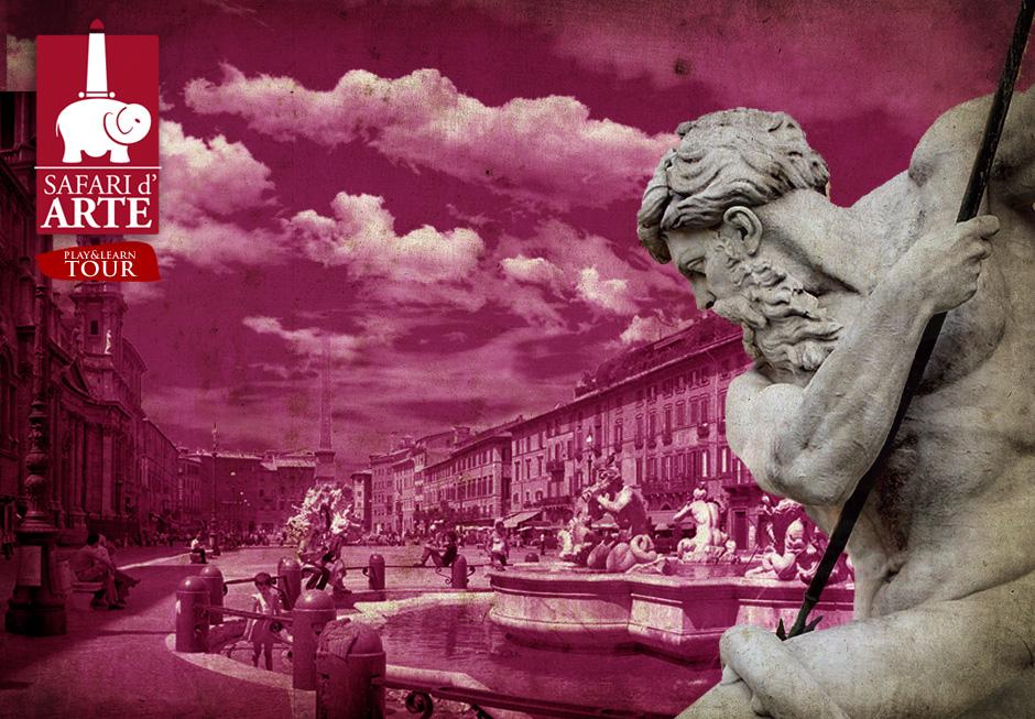 Roma Piazza Navona Tour