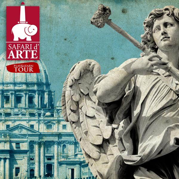 Roma San Pietro CUSTOM MADE Tour Play&Learn