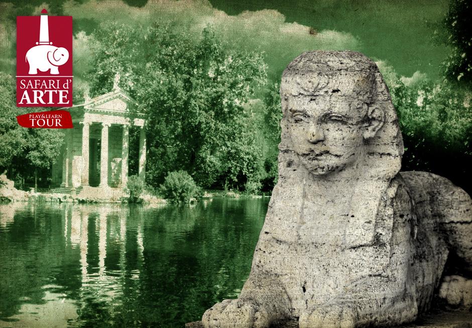 Roma Villa Borghese Tour